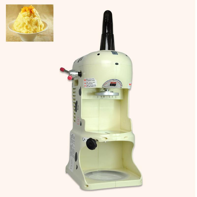 Fabrika doğrudan ticari buz makinesi otomatik pamuk buz makinesi metal karıştırma paleti eziyet kolay dayanıklı değildir