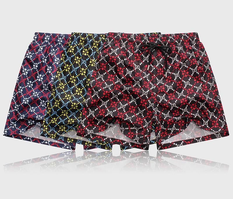 2020 Hommes Designer Pantalon d'été Shorts Mode 4 couleurs imprimées Shorts 2019 Relaxed Drawstring Homme Luxe Sweatpants