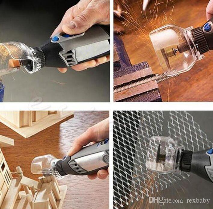 Accessoires de fixation d\outil rotatif /électrique de couverture de broyeur d\accessoires