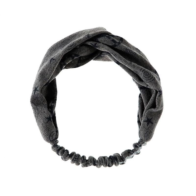 2020 Turbante Nodo Twist elastico Yoga Sport fascia Turbante Ampia fascia per le donne dei capelli Accessori Nuovo.