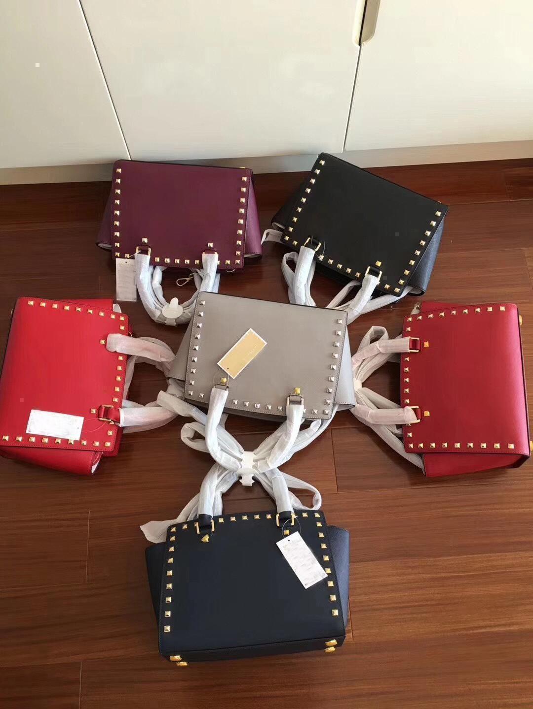 2020 migliore qualità del progettista borse borsa donne borse borsa di modo delle donne di cuoio reale della borsa genuina Crossbody spalla Bag4ef2 #