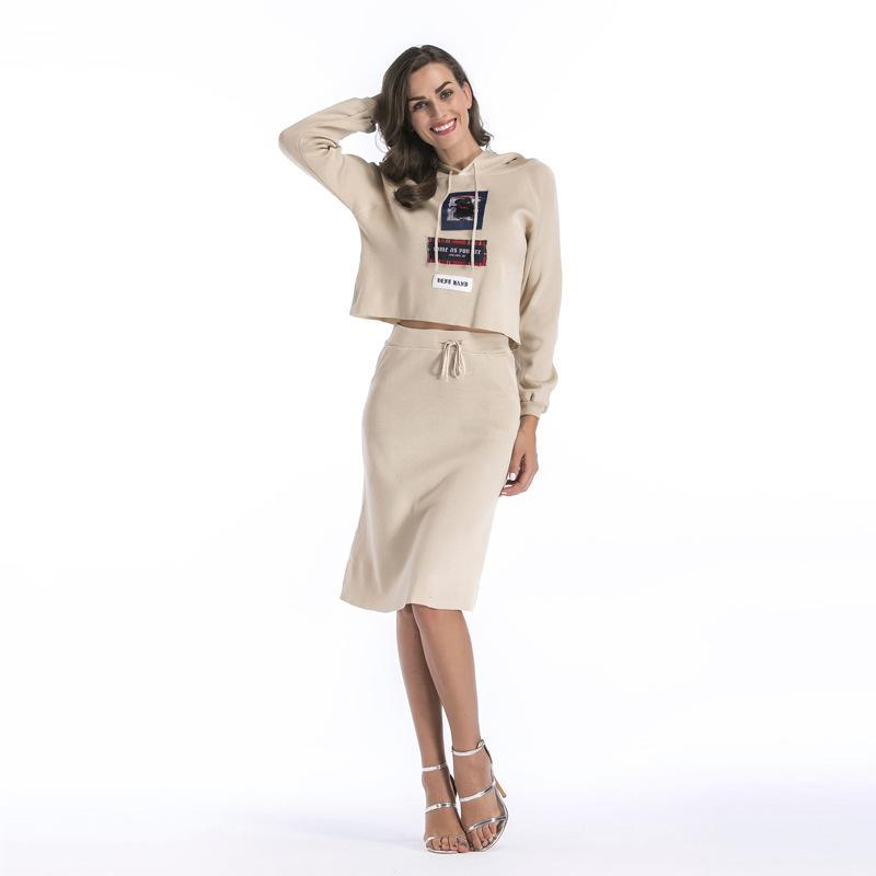 Mode femme robe tricot deux pièces manches Batwing femme robe pull dames élégantes pures moulantes vestidos BM5633