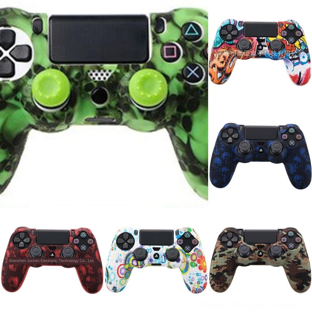 Btvn9 Skull Thumb Stick Grips Cap Gamepad Joystick Cover Case For Sony PlayStation 3 Controller PS3 PS4 Xbox One 360 4 ThumbStick