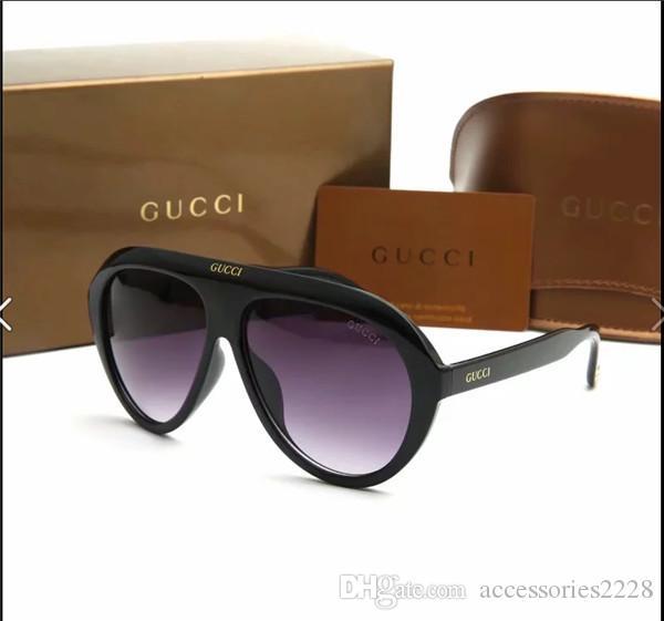 Sonnenbrillen für Männer Frauen der Männer Sunglass Art und Weise Sunglases Retro Sonnenbrillen Damen Sonnenbrille Zum Preis Direktvertrieb