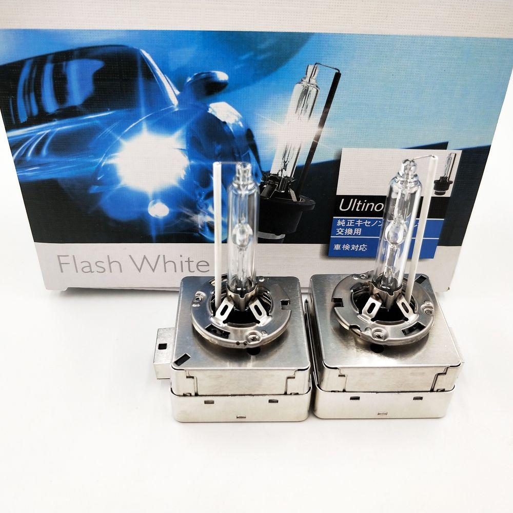 شحن مجاني السوبر مشرق أحدث d1s hid زينون المصابيح عالية الطاقة 12 فولت 35 واط سيارة d1s زينون لمبة استبدال d1s hid ضوء