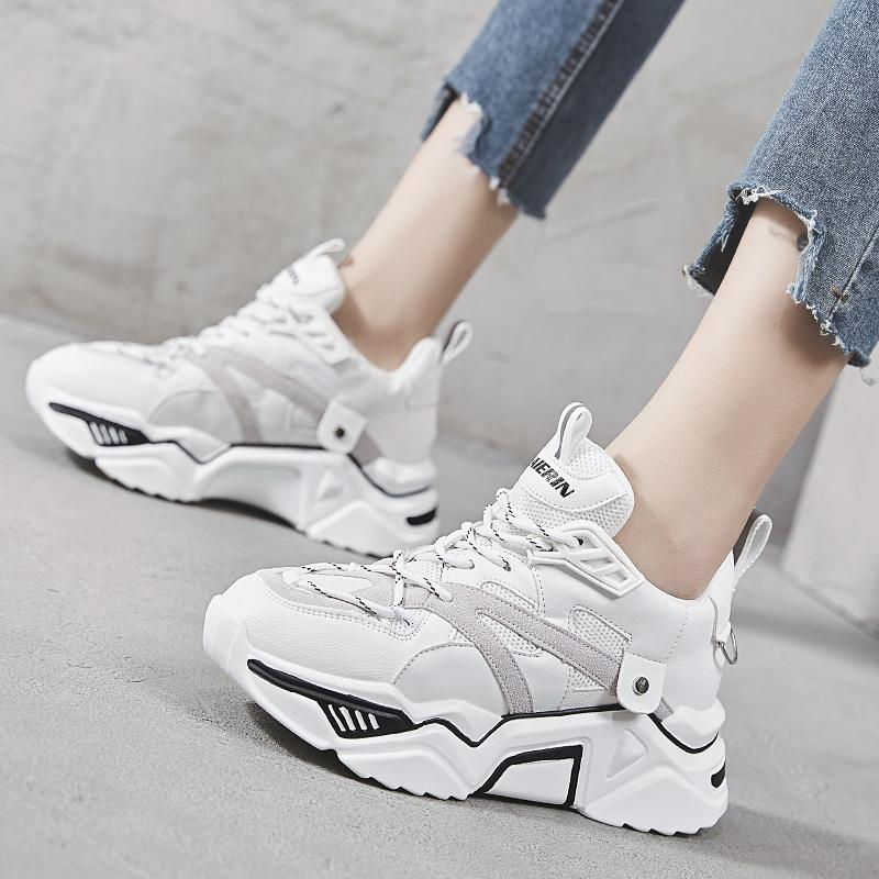 Women Chunky Sneakers 2019 Fashion