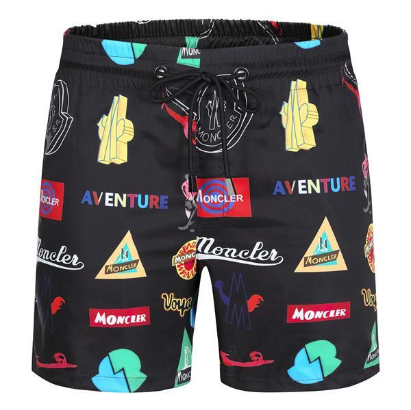 INS Rhude shorts reflective sports pants sports fashion beach casual pants 2020