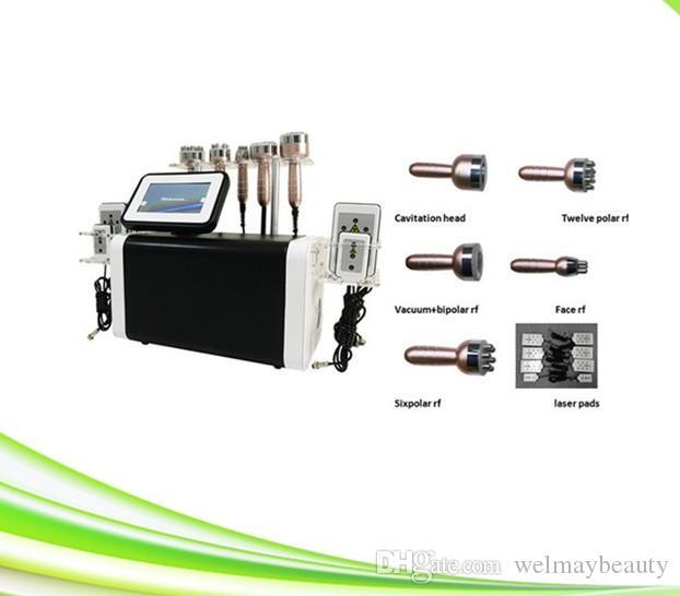 6 W 1 Wielofunkcyjny Kim 8 System Odchudzający Odchudzanie Wyciąg Face Cavition Kim 8 System Odchudzający na sprzedaż