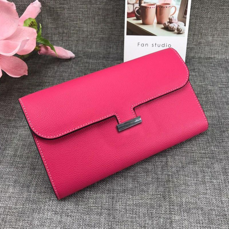 2019 Top Quality Hot Wallet Women Fashion Wallet real Leather Purse Female Money Bag Small Zipper Coin Pocket