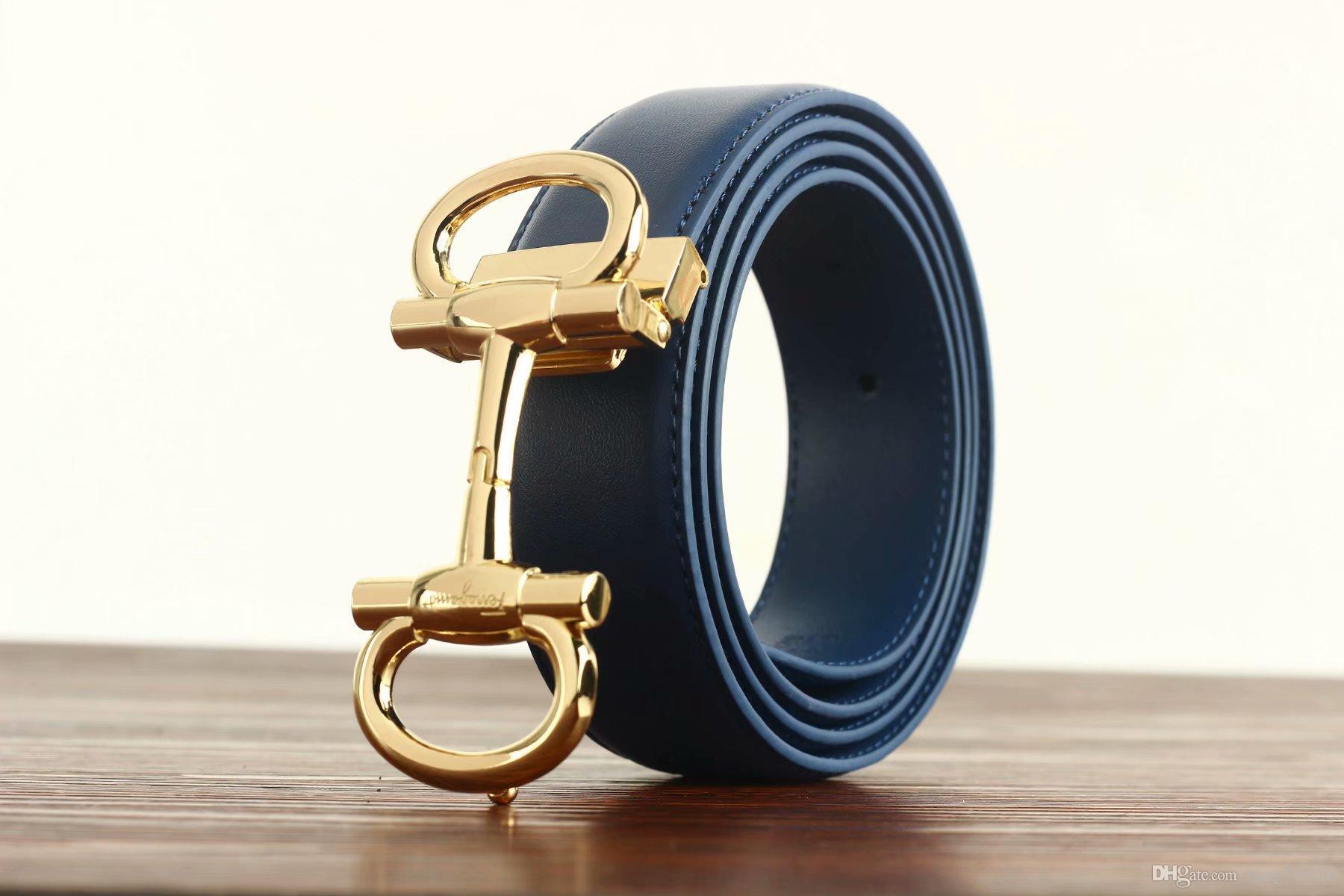 Uomo Donna cinghie designer di lusso Belt modo di marca cinghia larghezza del nastro altamente qualità