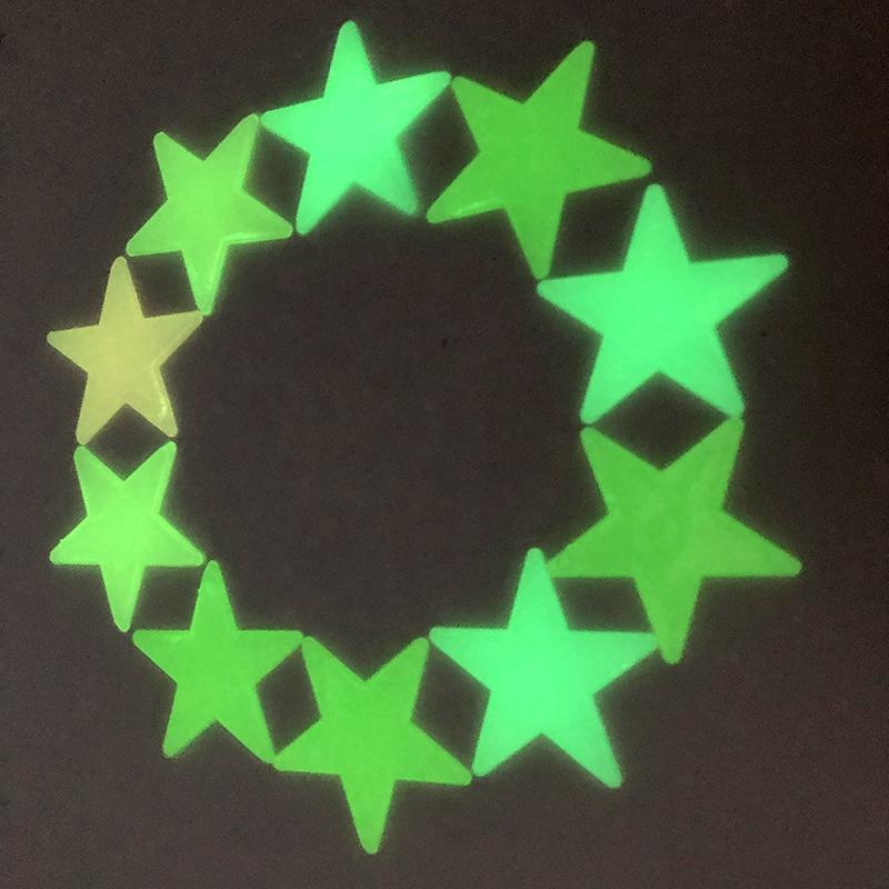 La nouvelle conception de Star étoilées ou papillon Simulation autocollants Costume stéréo Stickers muraux Cadeaux Creative gros