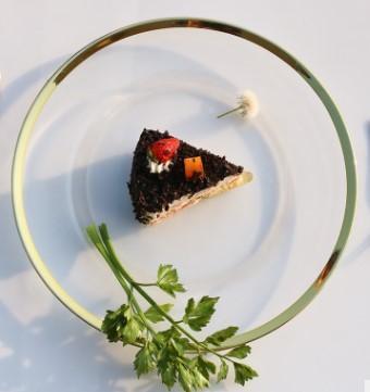 2020 vente chaude Creative plaque de verre Vaisselle Electroplated assiette de fruits Vaisselle Hôtel diamètre gâteau plaque de tapis de fournitures 33cm