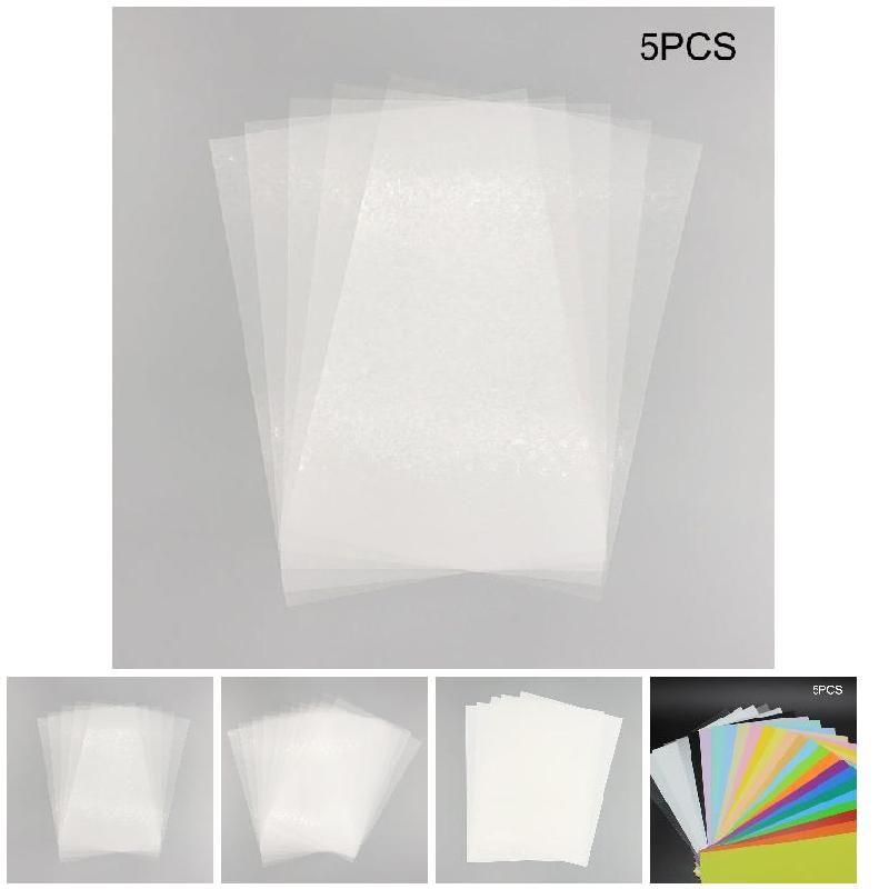 Feuille de papier magique en plastique de feuille thermorétractable pour la vente artisanale de bricolage éducatif WXV