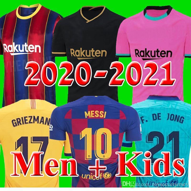 أعلى جودة تايلاند 19 20 21 كرة القدم جيرسي camisetas فوتبول 2020 2021 بار كرة القدم قمصان كرة القدم