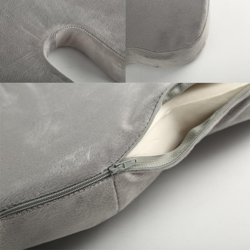 Alt sırt Tailbone ve Hemoroid Yastık Yastık Rahat Battaniyeler Sandalye ve Oto Koltuğu Minderi