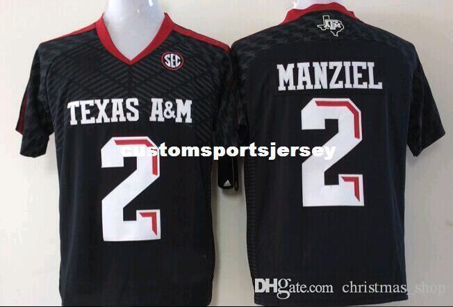 johnny manziel stitched jersey