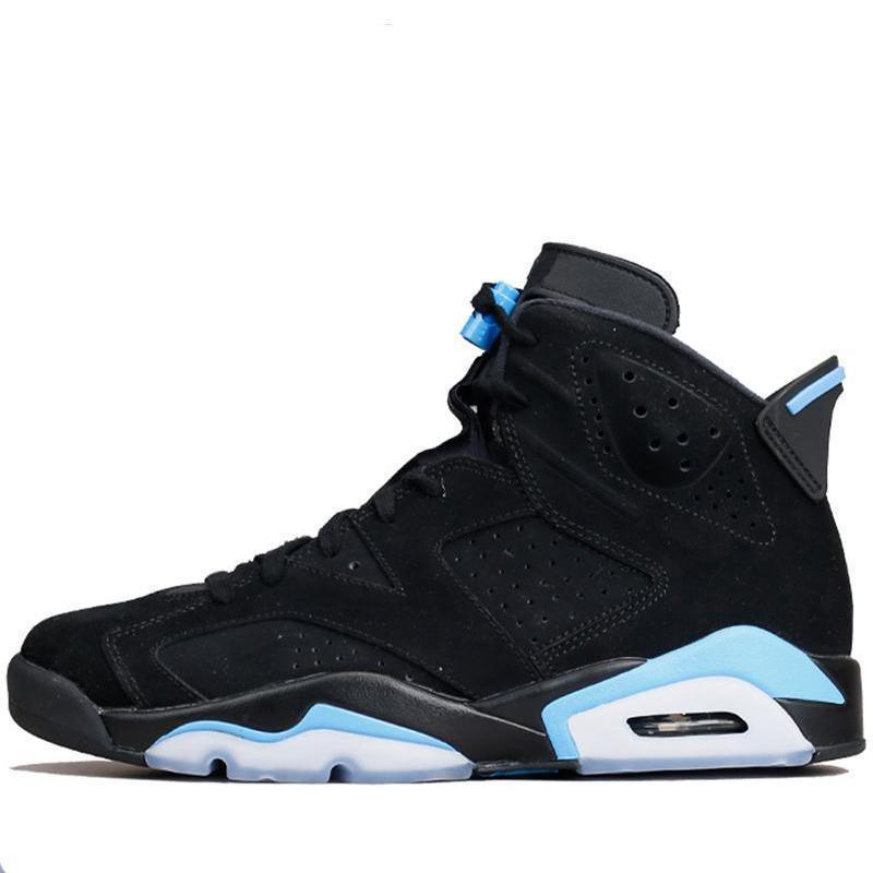 New Classic Bugs réfléchissant Lapin Bred 6 6s chaussures de basket-ball pour les hommes Tinker UNC Black Cat Carmine Mens Designer Entraîneur Sport Sneakers 7-13