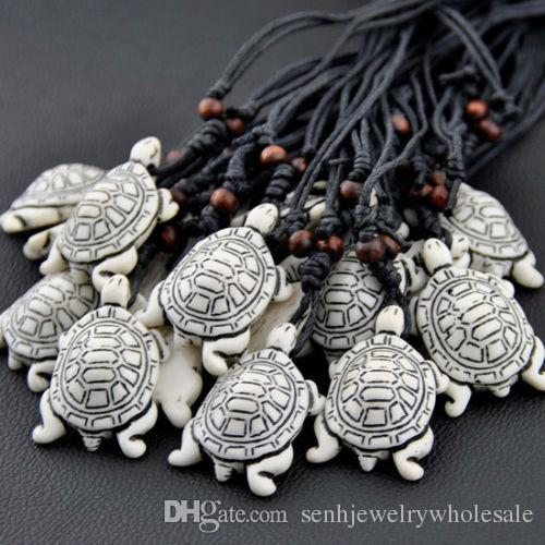 Lot 12 pcs Lovely turtles pendant necklace