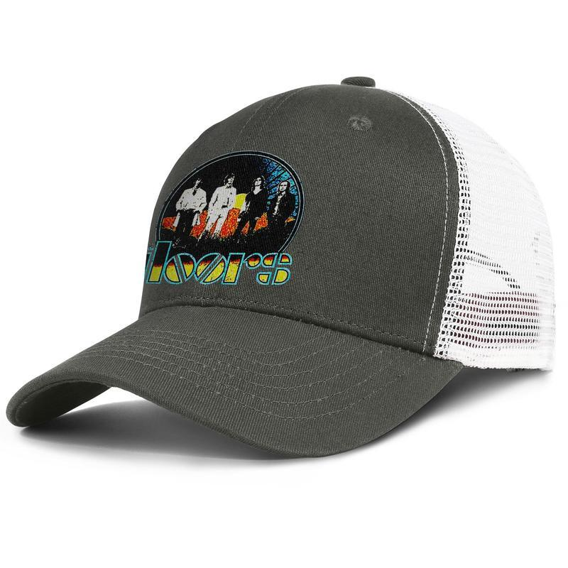 THE Doors People is Strange army_green per uomini e donne cappellino da baseball cappellino da baseball fresco