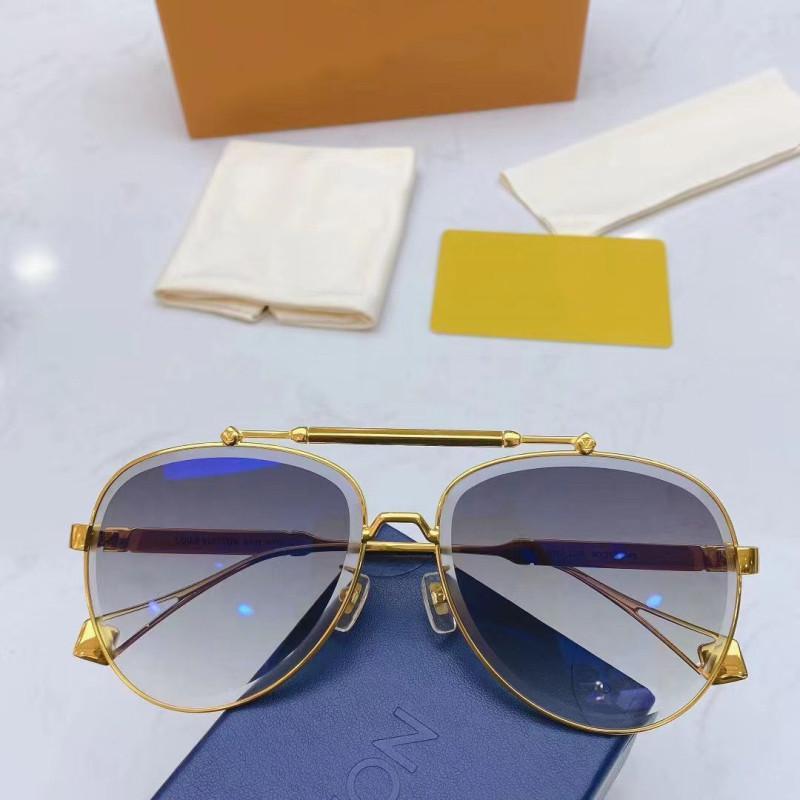 0927 Sonnenbrillen für Männer Designer populäre Art und Weise Oval-Sommer-Art mit dem hochwertigen UV-Schutz-Objektiv mit Fall 0927S Kommen