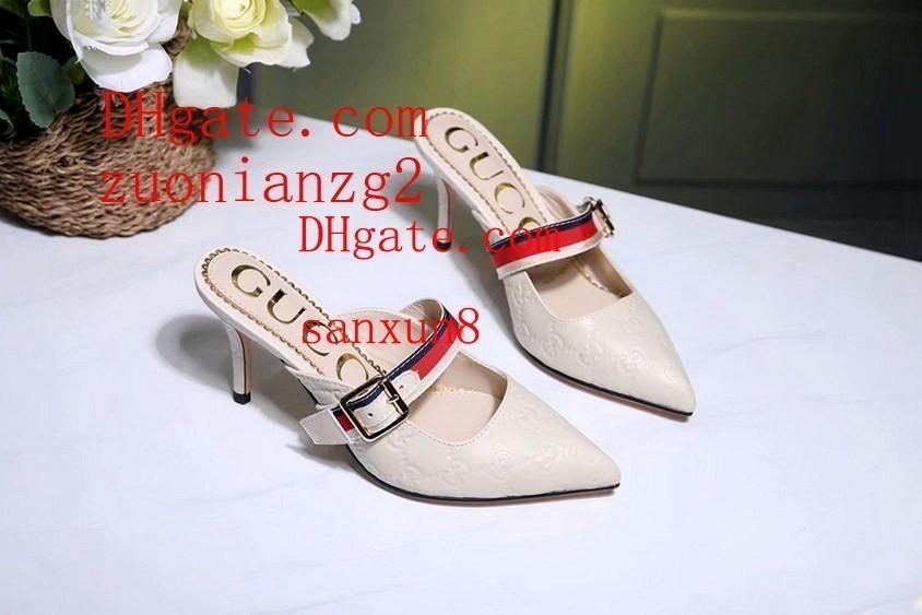 L'été des femmes nouvelle mode occasionnelle respirante polyvalente importée chaussures pour femmes en cuir de grain super doux
