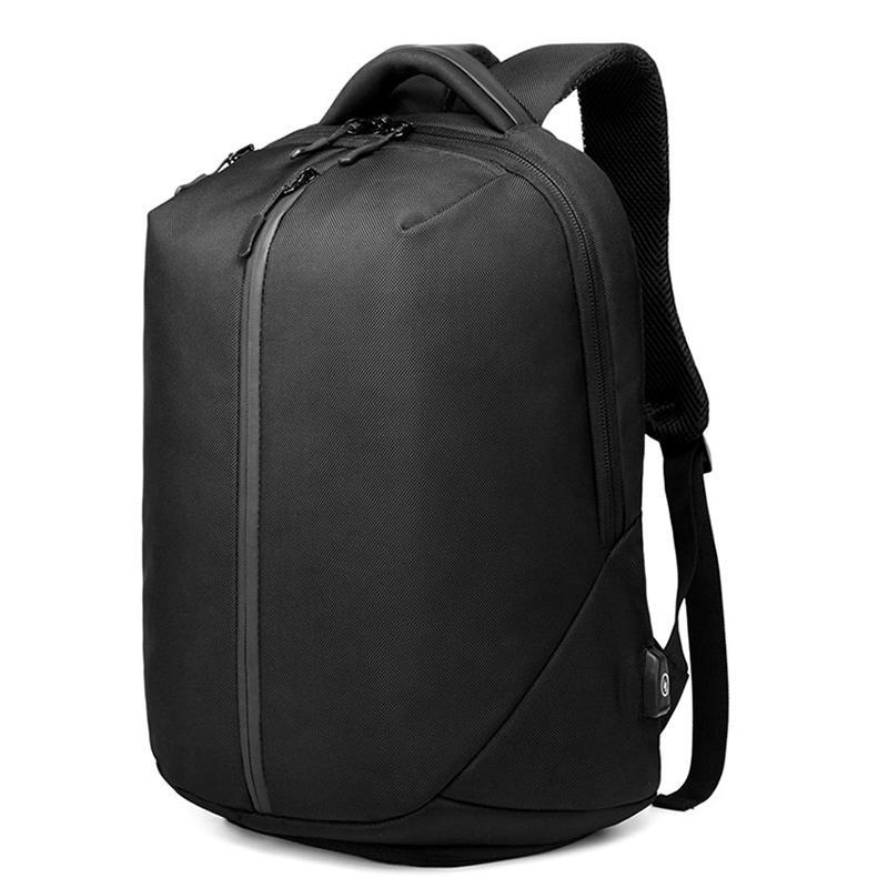 GATTI casuale degli uomini zaino Studente sacchetto impermeabile anti-furto di password di blocco Zaino