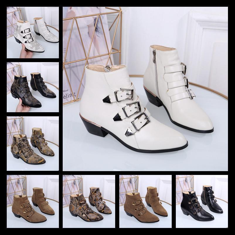 2019 alta qualità Nuovo stile caldo autunno e inverno, stivali di coscia di inverno delle donne di lusso, stivali centrali autunnali delle donne, dimensioni: 35-42