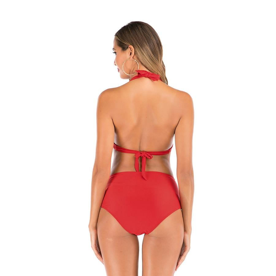 Sexy Snake Print Bikini Thong Top Neon Green Swimwear Women Bathers 2020 New Micro Bikini Push Up Swimsuit String Bathing Suit#678