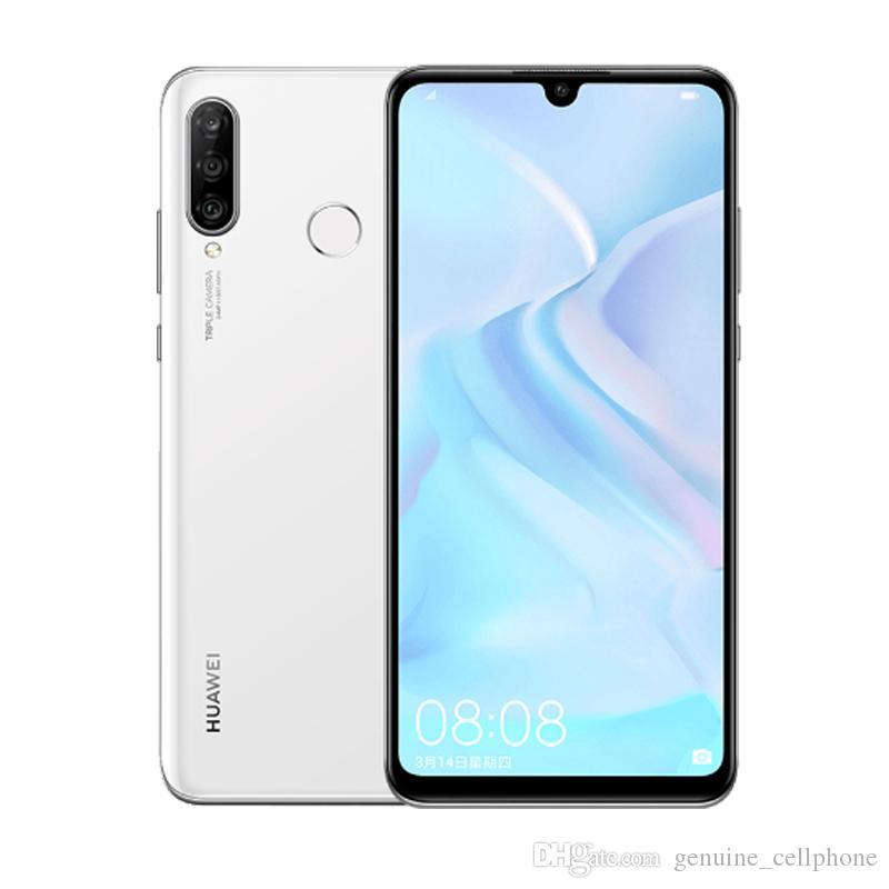 "Original Huawei Nova 4e 4G LTE Handy 4GB RAM 128GB ROM Kirin 710 Octa Kernandroid 6,15"" Full Screen 32.0MP Face ID intelligentes Handy"