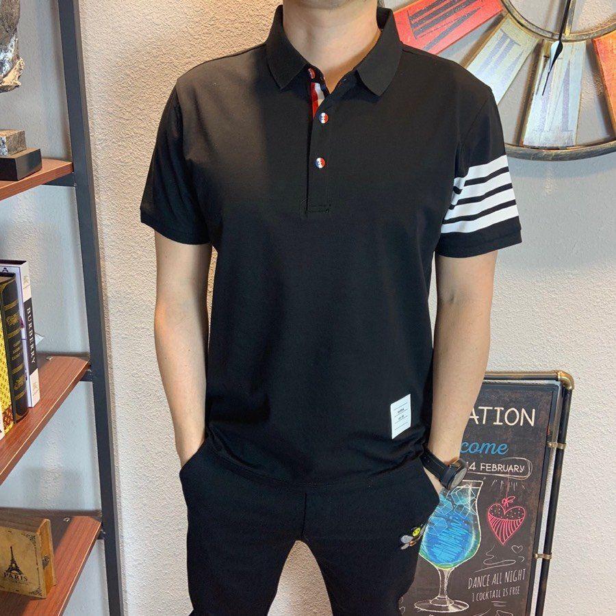 2020 qualidade superior da camisa dos homens t mangas curtas dos homens T-shirt 020221-321 * 1244 * 203