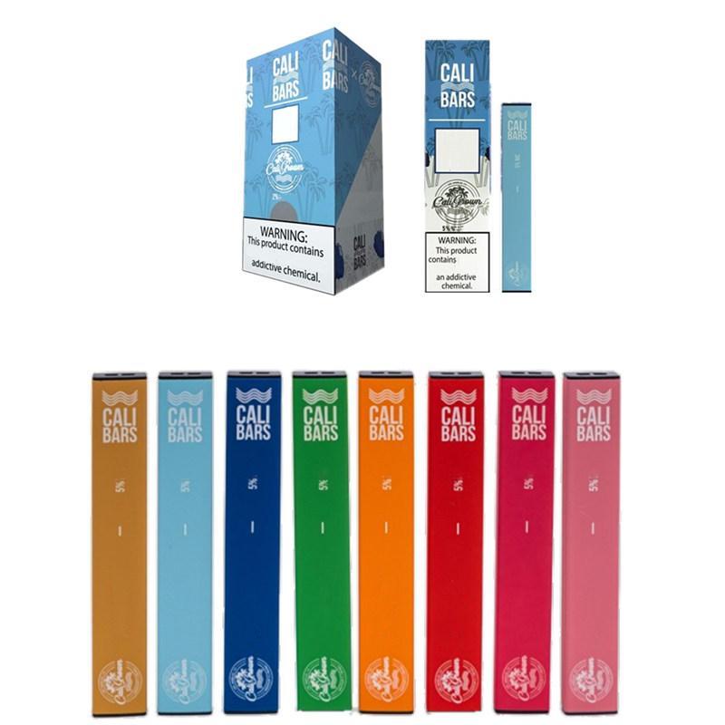 새로운 스타터 키트 칼리 바 포드 시스템 일회용 장치 280mAh 배터리 Vape Stick Pen Kit 장치