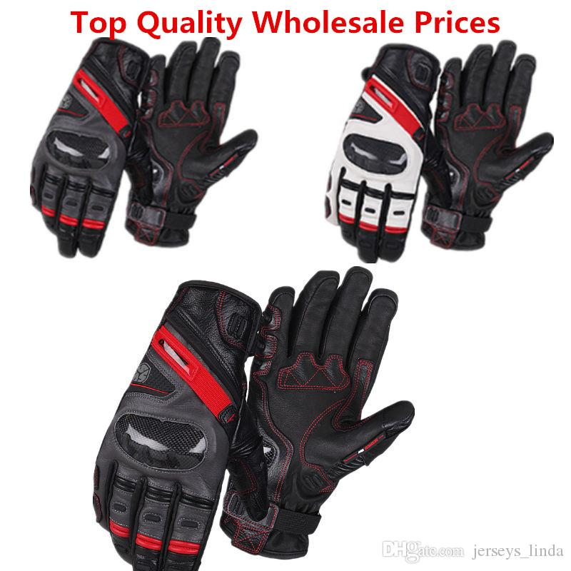 Motorcycle Gloves Waterproof Motorcycle Gloves Motorbike ATV Riding Full Finger Gloves for Men