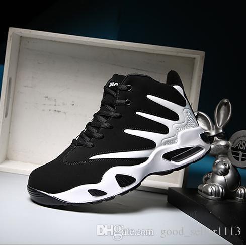 marque Hot Fashion Type7 noir blanc bleu rouge pas cher leste design coloré Mens Basketball Cool Shoes Man sport chaussures de sport authentiques formateurs