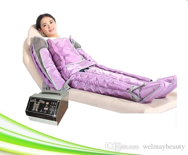 más reciente 48 airbags circulación de la sangre forma drenaje linfático spa presoterapia pressoterapia masajeador