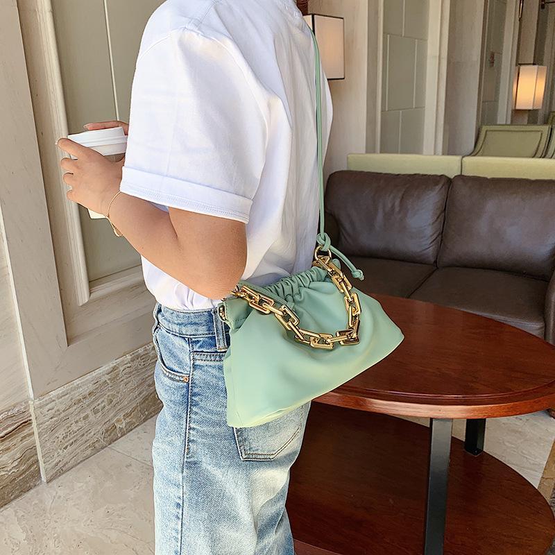 2020 nouvelle chaîne de version coréenne mode casual femmes sac à bandoulière portable sac bandoulière