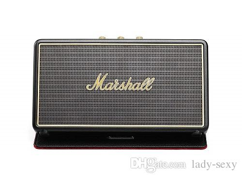 HOT Marshall Stockwell Portable Bluetooth Speaker Wireless Speakers With Flip Cover Case DHL drop shipping
