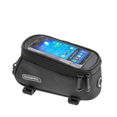 Bicycle Bags Cycling Bike Frame Iphone Bag Holder Pannier Mobile Phone Accessories Case Pouch Front tube Bag Ride Equipment