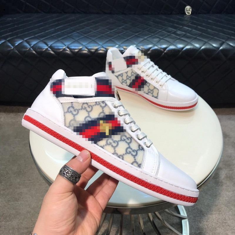 Designer de Moda mulheres sapatos casuais luxo deslizar sobre planos de couro sapatos de sneakers horsebit bordados sapato da moda fivela meninas