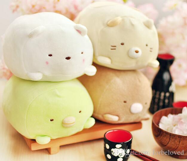 Soft Stuffed Doll Sumikko Japanese Animation San-X Corner Bio pillow Fancy Cartoon Plush Toys For Kids Gifts