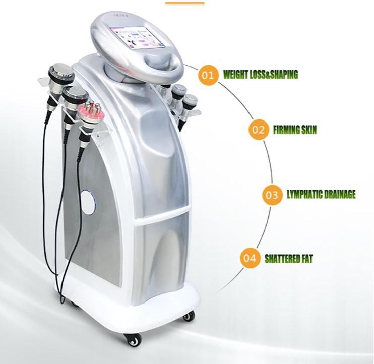 مكافحة السيلوليت الجلد تشديد التخسيس آلة إدارة التدليك