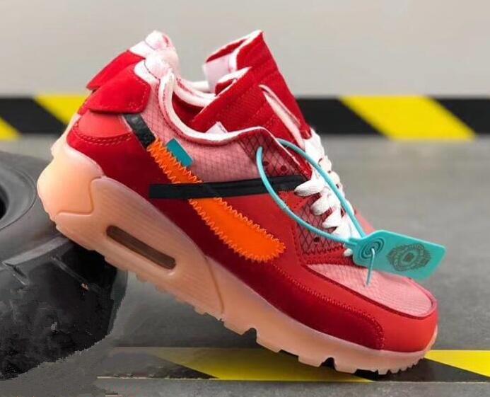2019 atacado de alta qualidade 90 ultra-BETRUE PRM MIXTAPE SIDE QS Viotech se gimmers fúcsia laser de tênis para as Mulheres Homens Correr Desporto Shoes