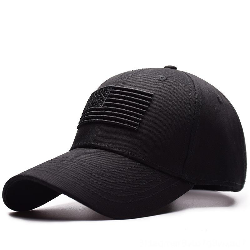 2019 yeni Amerikan Şapka Caps Şapka, Atkı Eldiven bayrak beyzbol şapkası mens işlemeli ve açık spor şapka moda dekar gündelik fantazi kundura
