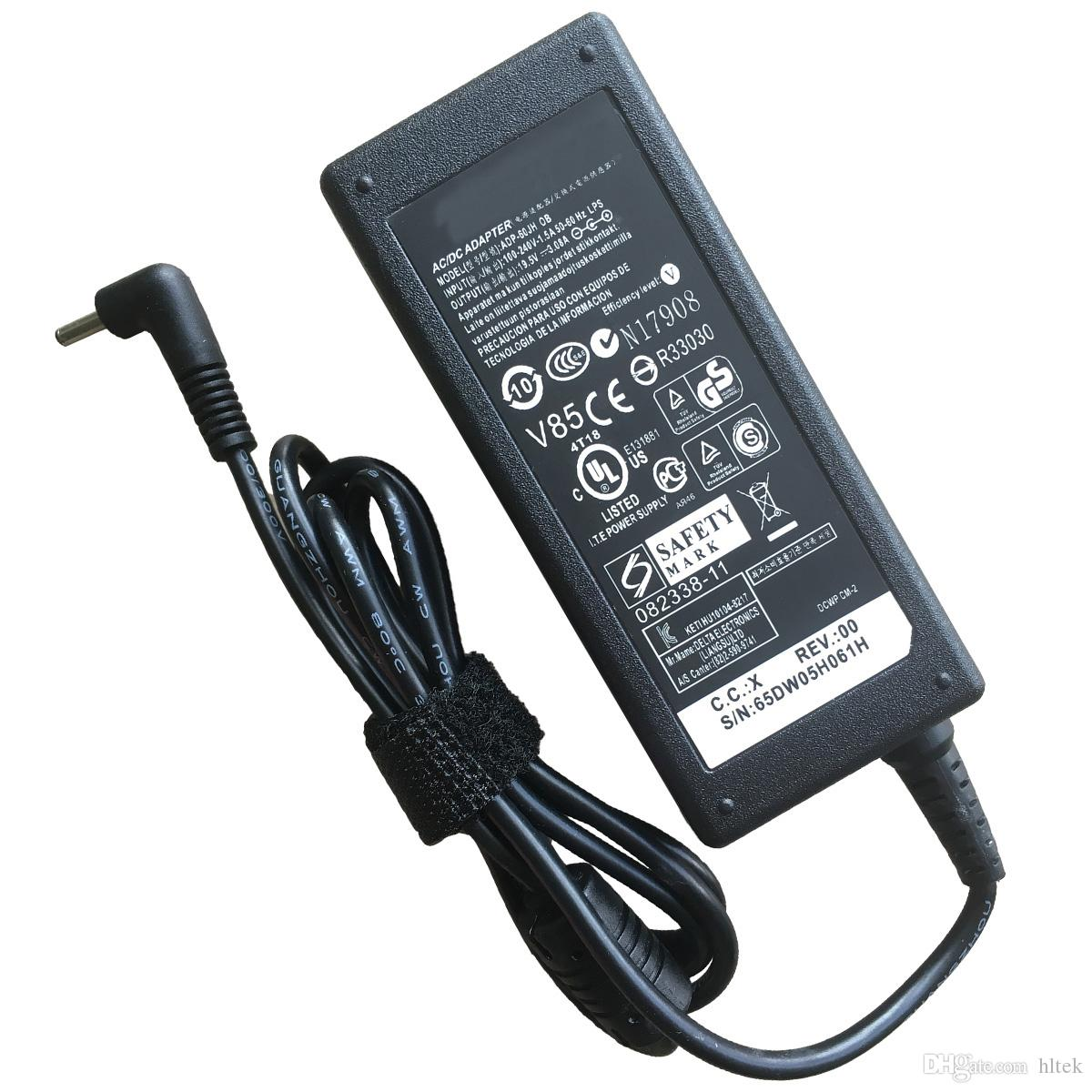 for Asus 60W 19.5V 5V Eee Slate ADP-65NH A Table PC NEW Genuine AC Power Adapter