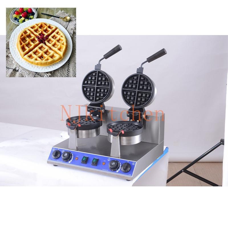 HT22W Big Taille unique tête Pancake machine 220 V 110V antiadhésif Français Crêpe Maker Pan Grill de cuisson Plaque de fer
