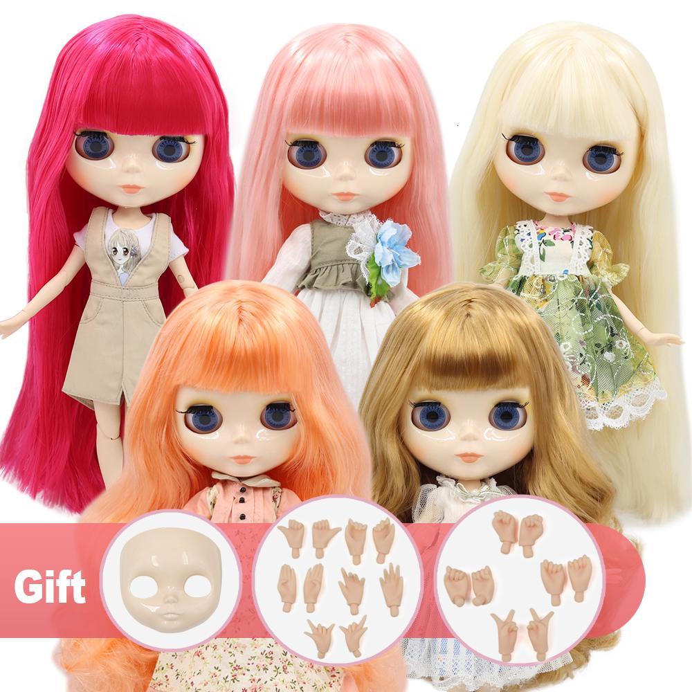 usine Blyth poupée 1/6 ICY corps nu joint personnalisé avec la peau blanche, le visage brillant, cadeau fille, jouet
