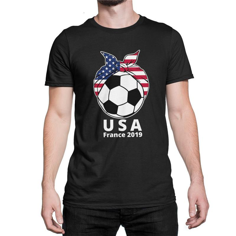 Болельщиков Команды 2020 Футболка Идея Подарка Простой Мода Slim С Коротким Рукавом 100% Хлопок