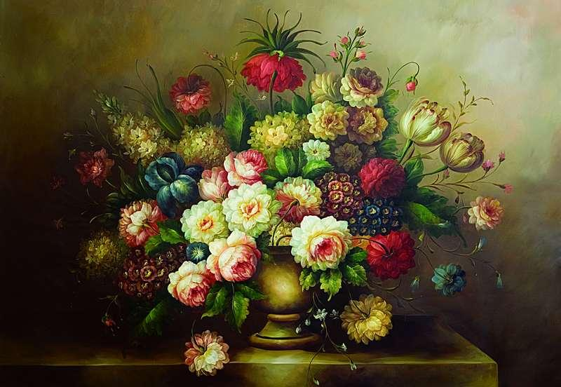 free shipping still life oil painting grapes cherry pomegranate fruit canvas printings on canvas wall art decoration picture