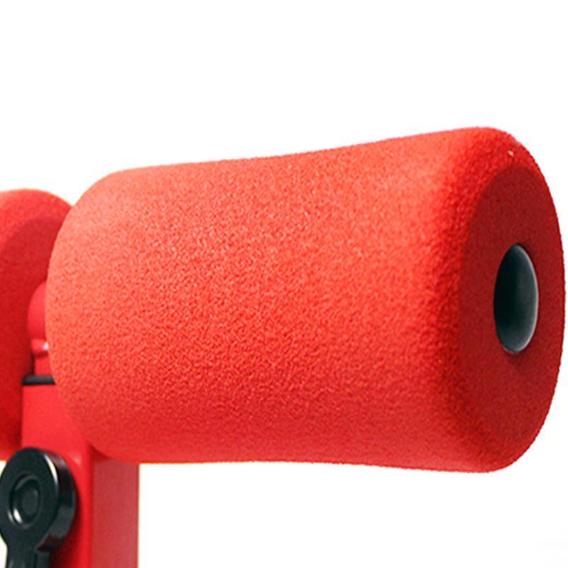 Self-priming Sit-up Rack addominale core allenamento training muscolare basamento del ventre Fitness Perdere peso di macchine da palestra di casa
