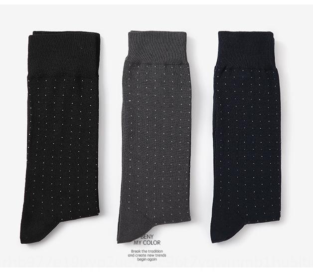 nlRQC Beny mercerizzato puntino del cotone di affari del cotone e calzini degli uomini dei calzini da uomo Mycolor mercerizzato di dolci