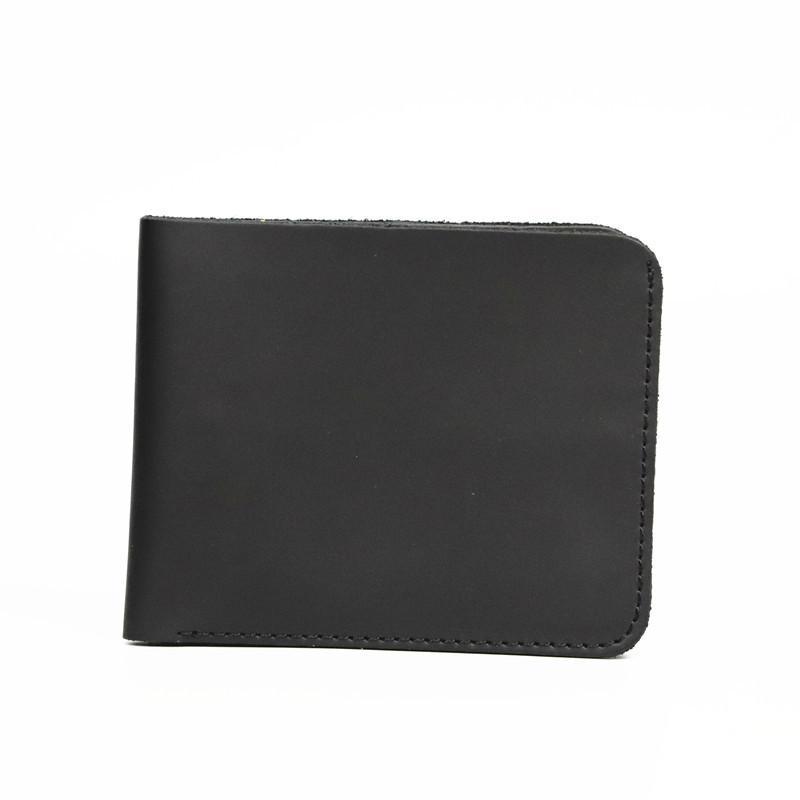 Männer Geldbörsen Brieftasche Kurze Dame Original 2019 F.N.Jack Vintage Leder Brieftasche Handgemachtes einfaches ...